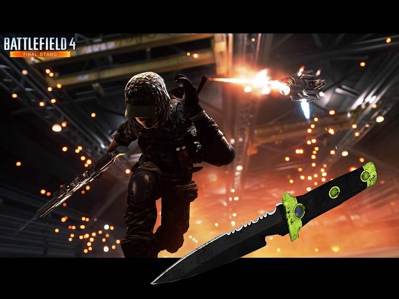 Battlefield 4: Final Stand - скриншоты, обои и постеры на Games.3Movie.net